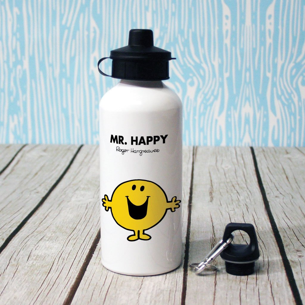 Mr. Happy Water Bottle (Lifestyle)