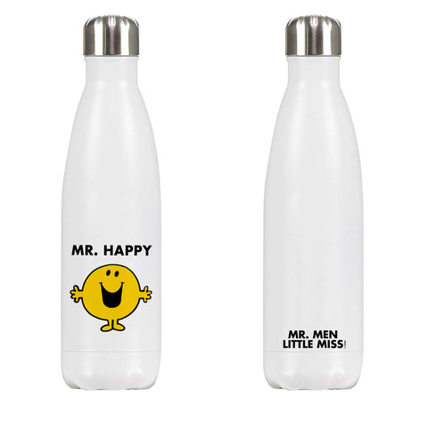 Mr. Happy Premium Water Bottle