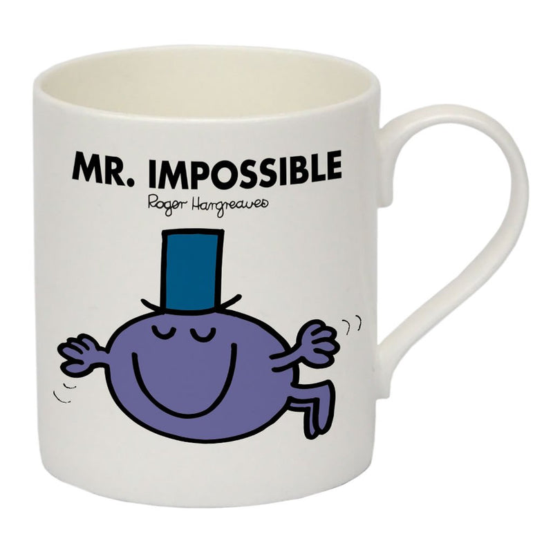 Mr. Impossible Bone China Mug
