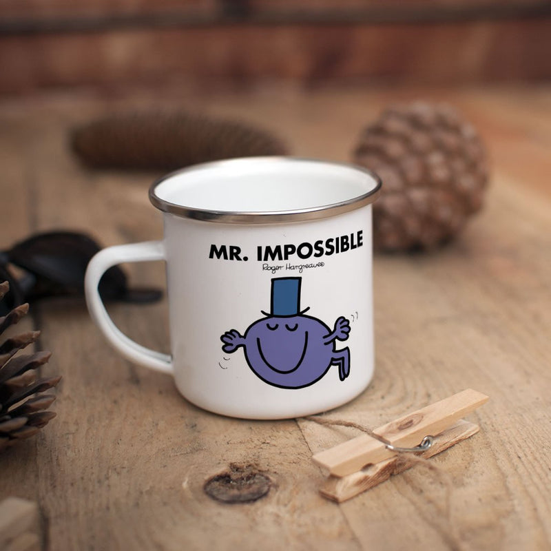 Mr. Impossible Children's Mug (Lifestyle)