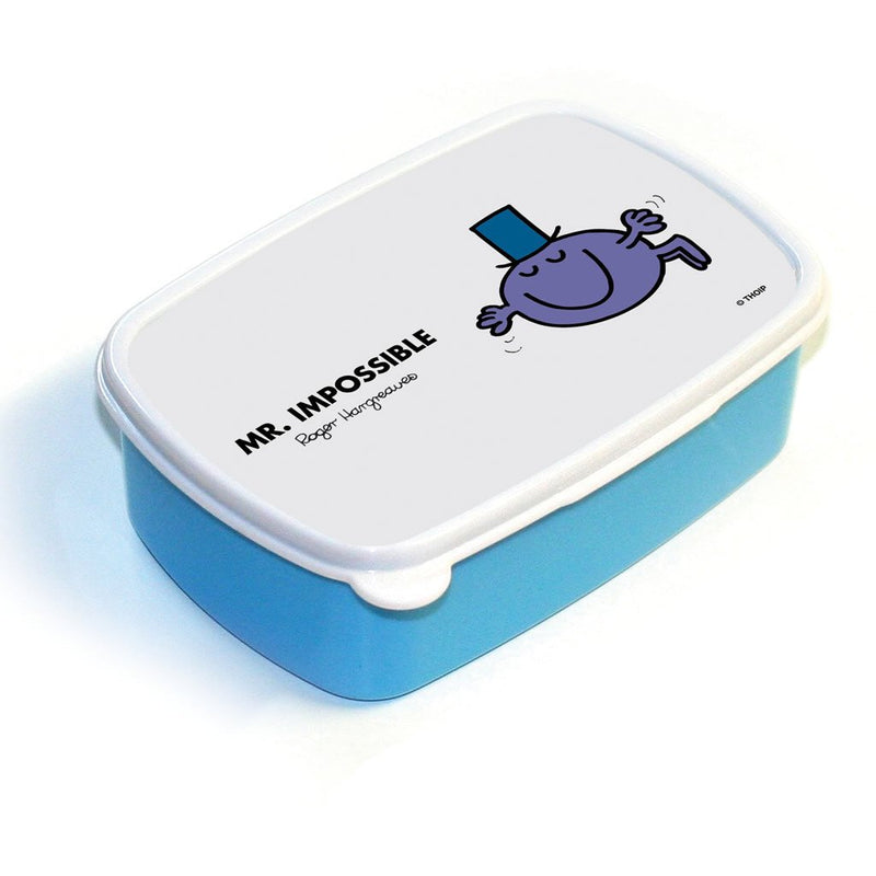Mr. Impossible Lunchbox (Blue)