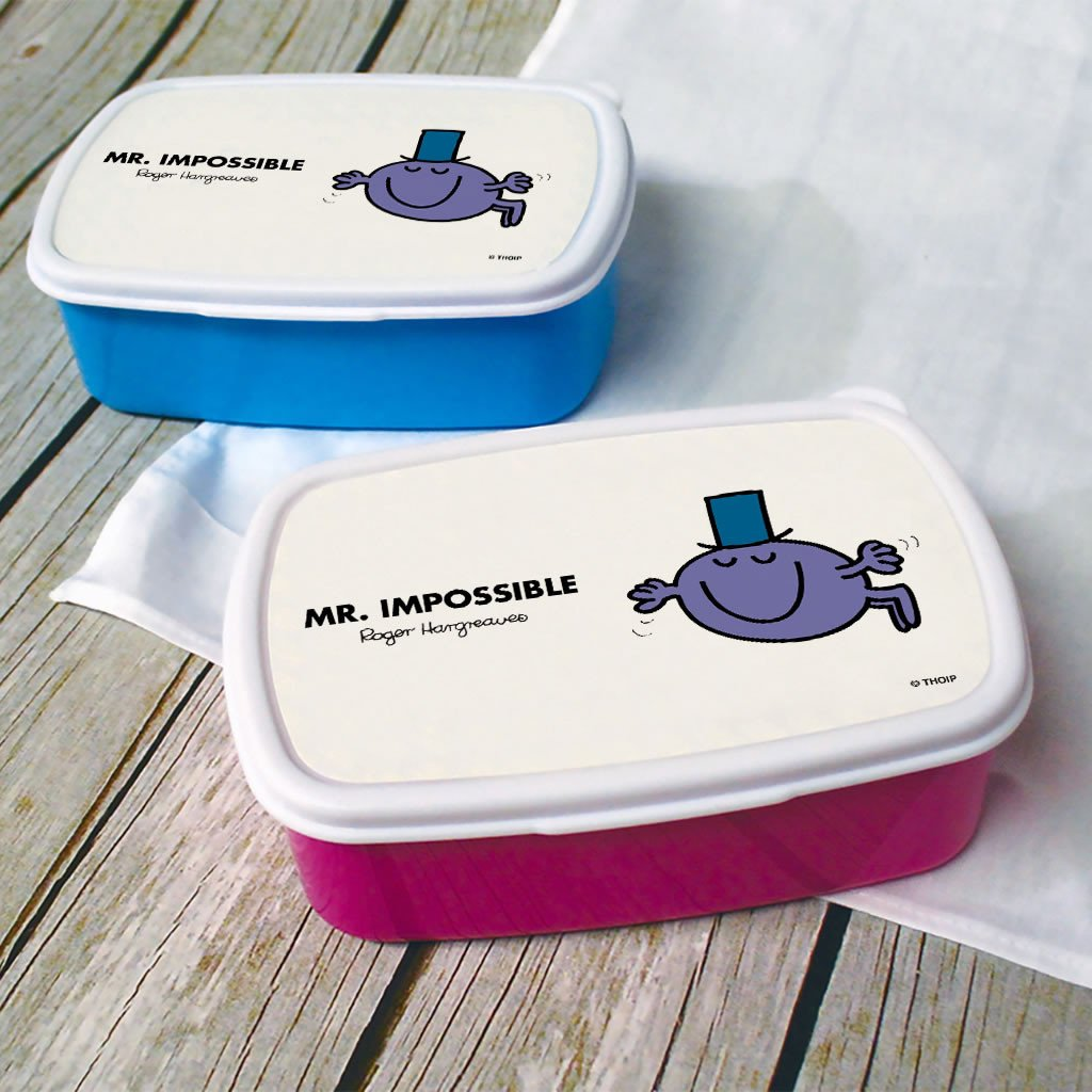 Mr. Impossible Lunchbox (Lifestyle)