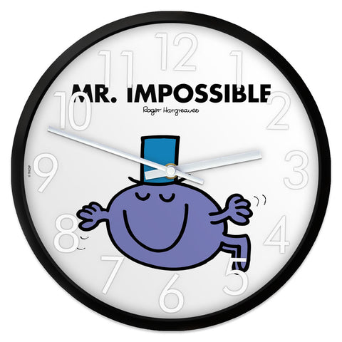 Mr. Impossible Personalised Clock