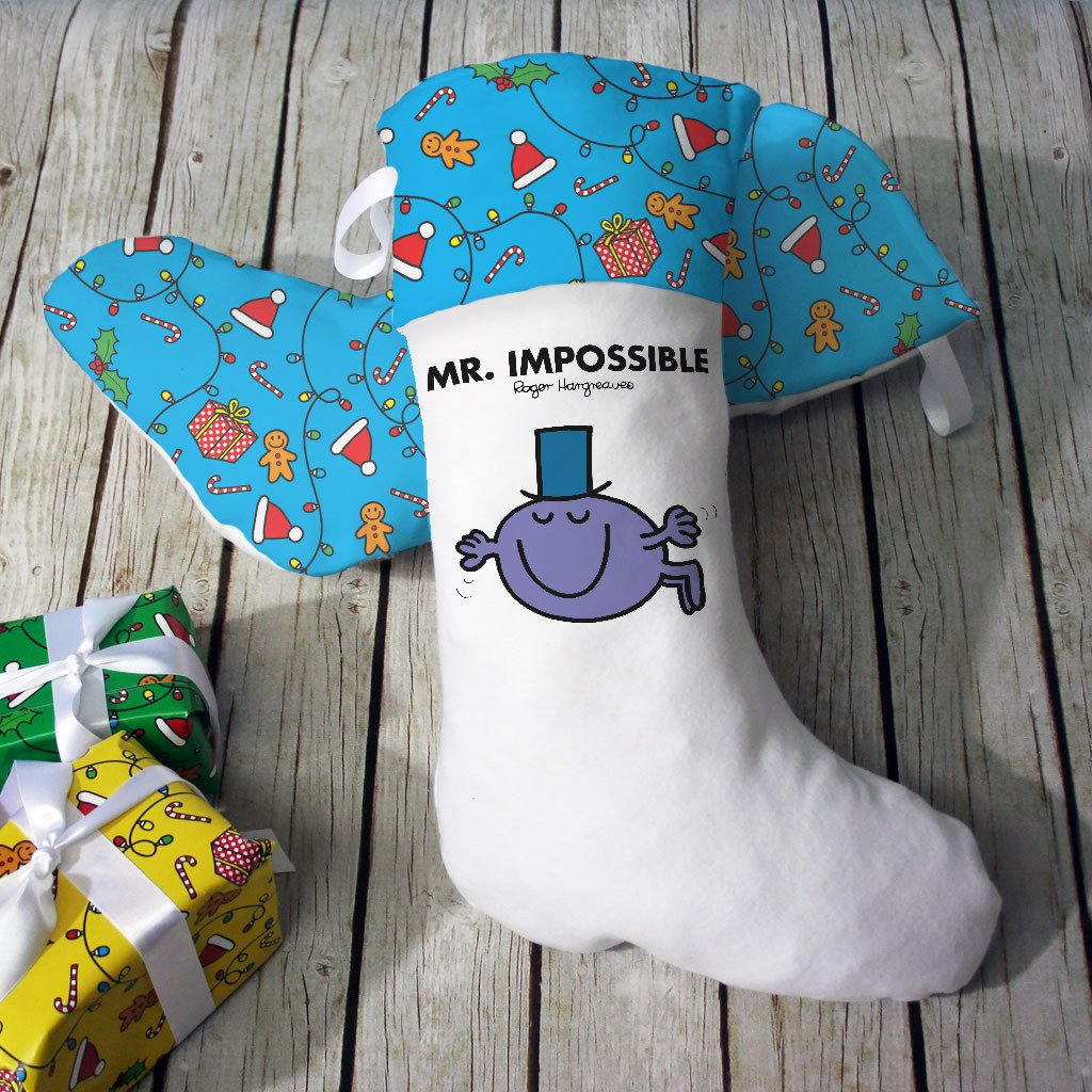 Mr. Impossible Christmas Stocking (Lifestyle)