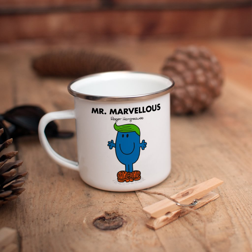 Mr. Marvellous Children's Mug (Lifestyle)