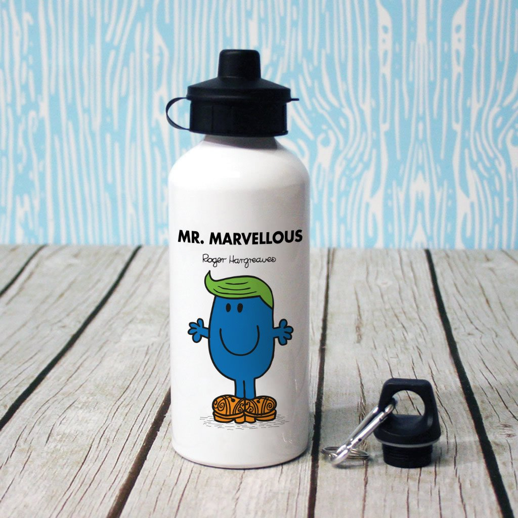 Mr. Marvellous Water Bottle (Lifestyle)