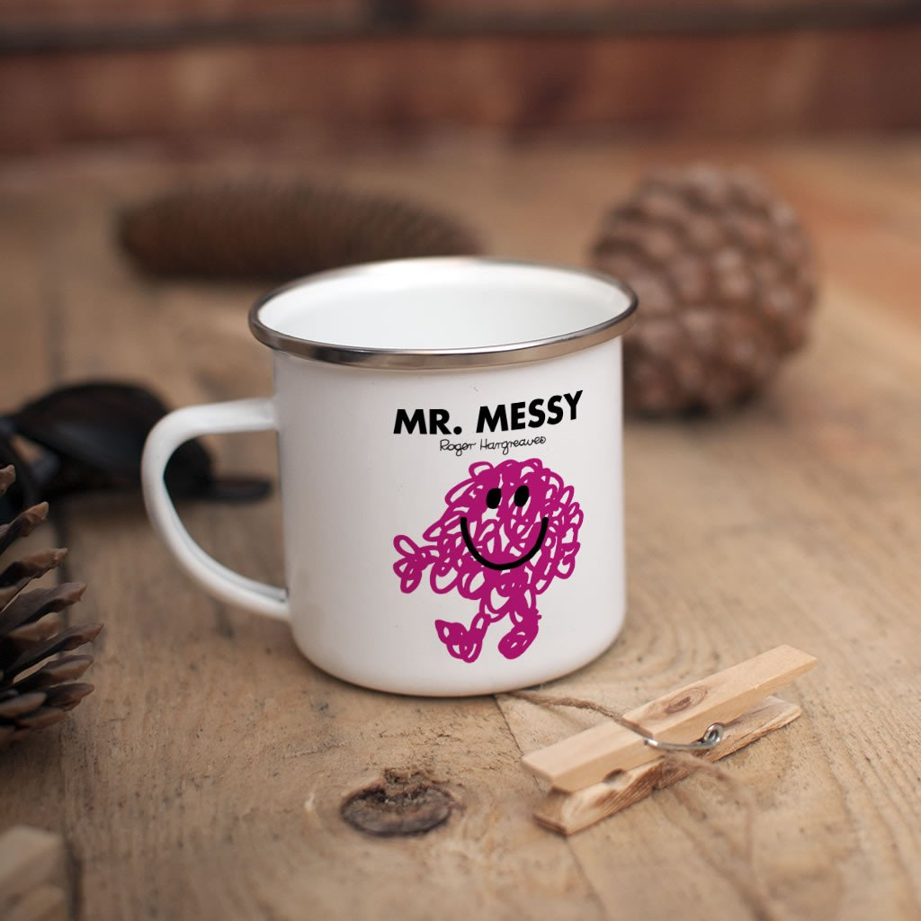 Mr. Messy Children's Mug (Lifestyle)