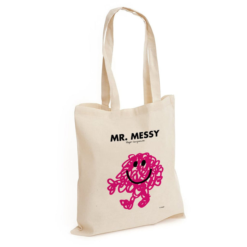 Mr. Messy Long Handled Tote Bag