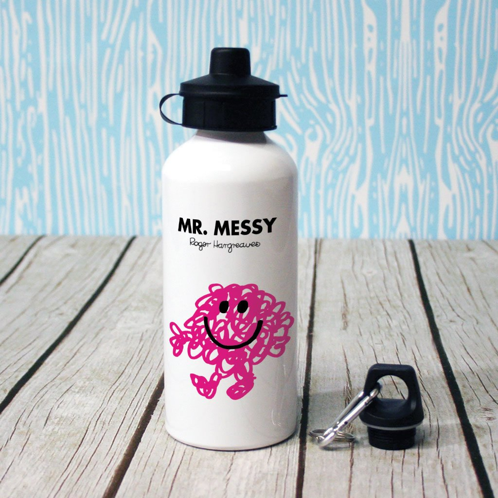 Mr. Messy Water Bottle (Lifestyle)