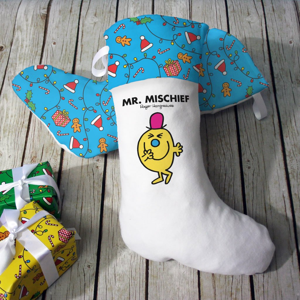 Mr. Mischief Christmas Stocking (Lifestyle)