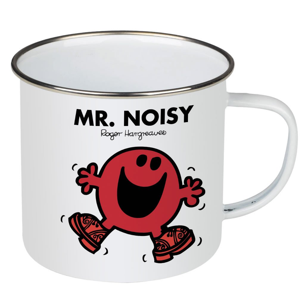 Mr. Noisy Children's Mug