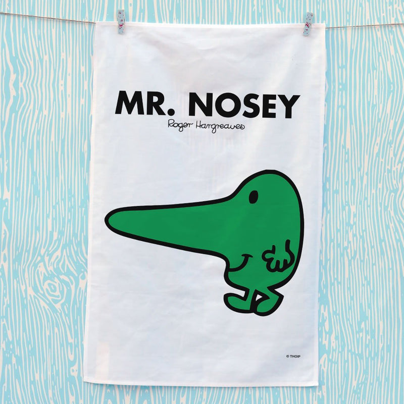 Mr. Nosey Tea Towel (Lifestyle)