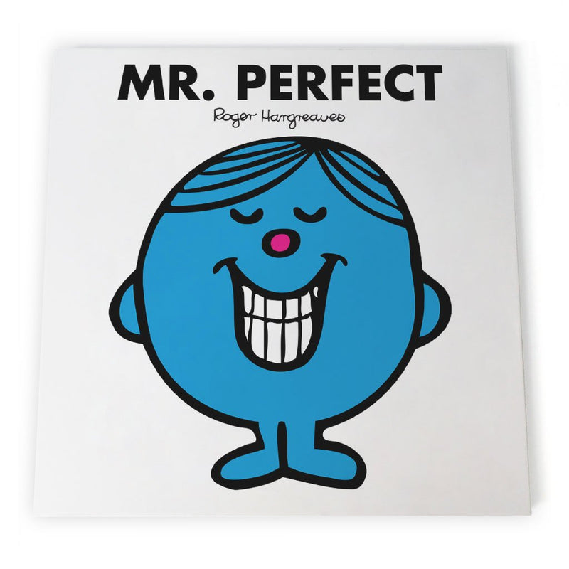 Mr. Perfect Canvas