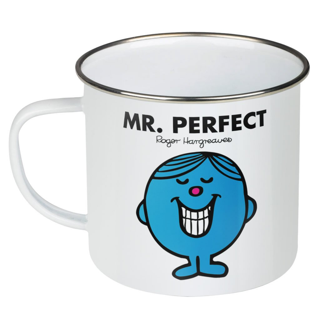 Mr. Perfect Children's Mug