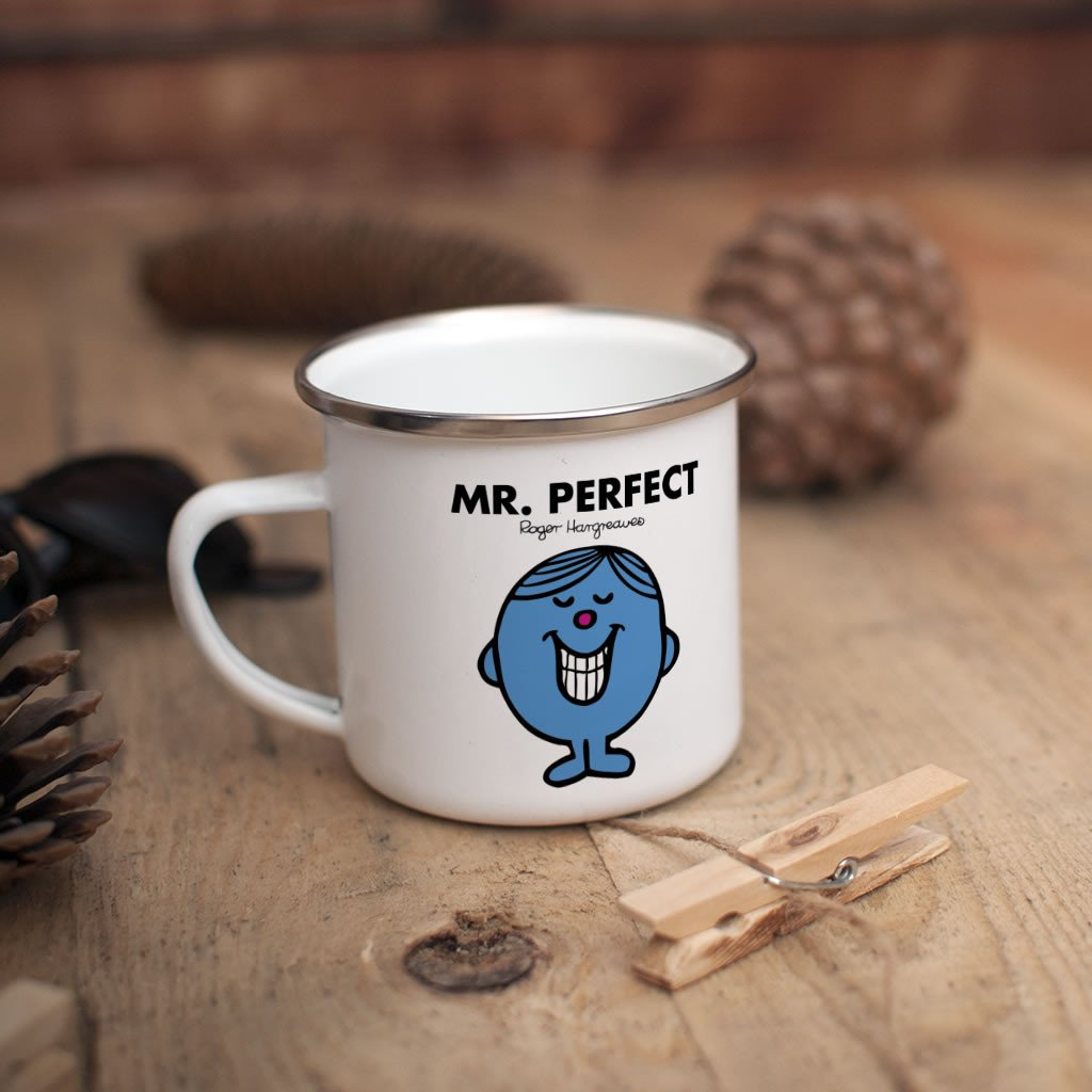Mr. Perfect Children's Mug (Lifestyle)