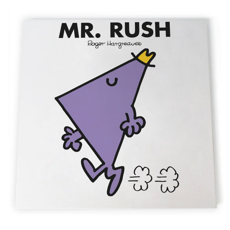 Mr. Rush Canvas
