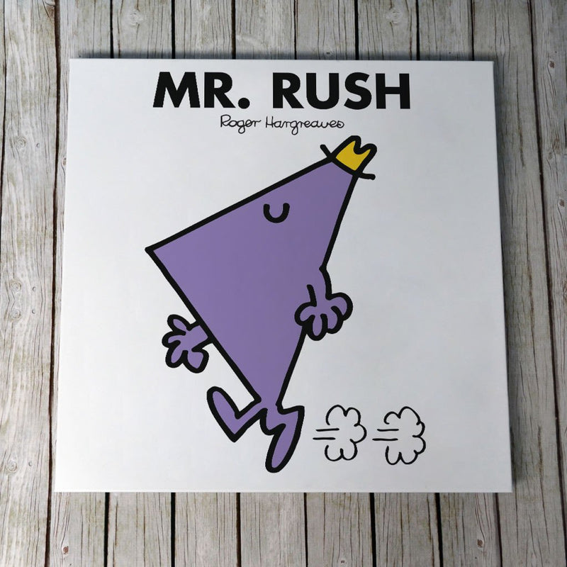 Mr. Rush Canvas (Lifestyle)