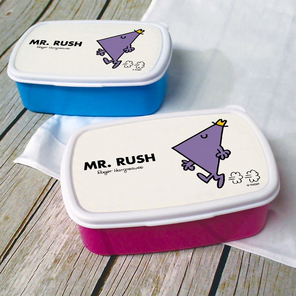 Mr. Rush Lunchbox (Lifestyle)