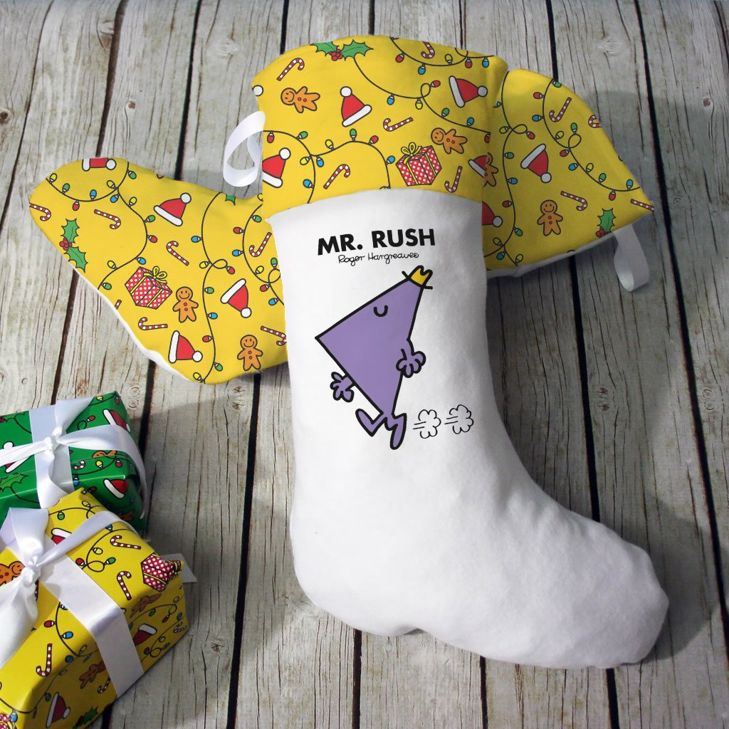 Mr. Rush Christmas Stocking (Lifestyle)