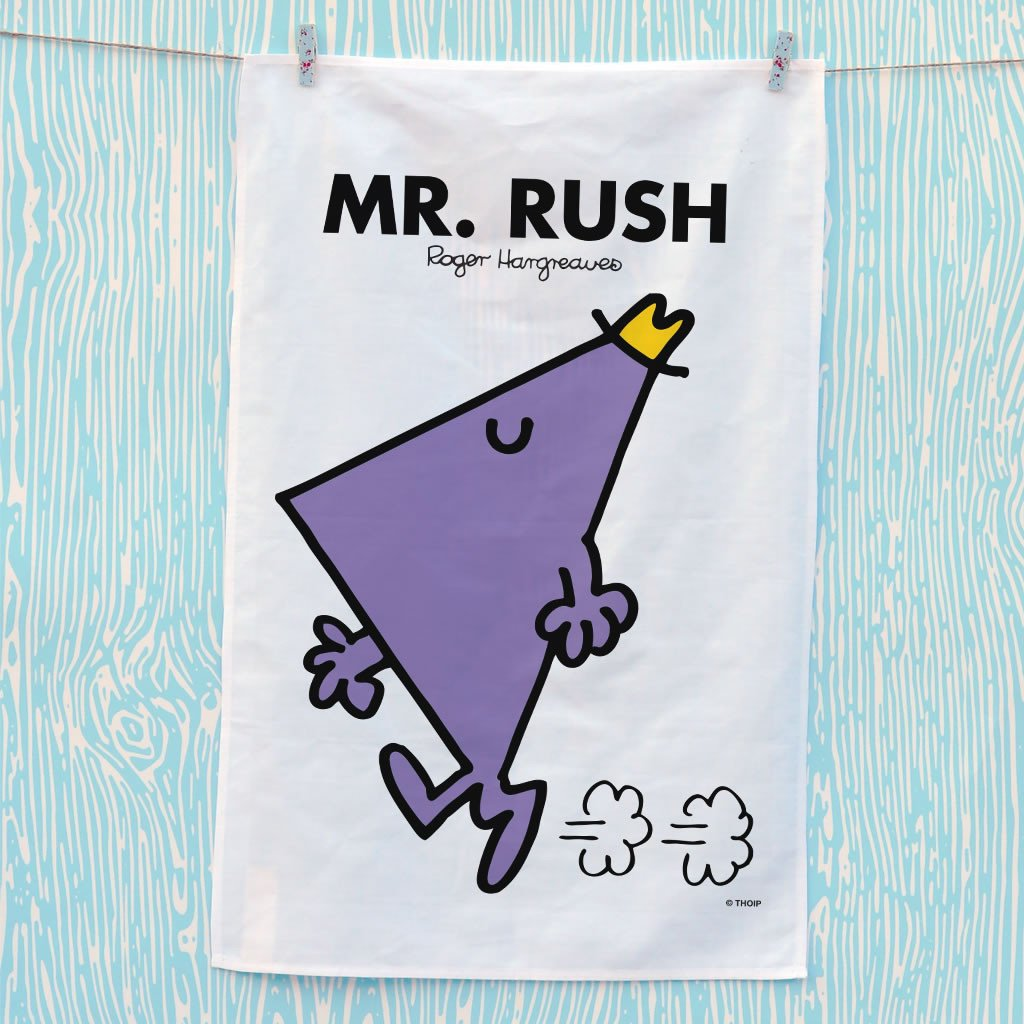 Mr. Rush Tea Towel (Lifestyle)