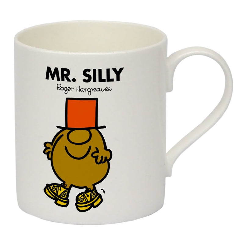 Mr. Silly Bone China Mug