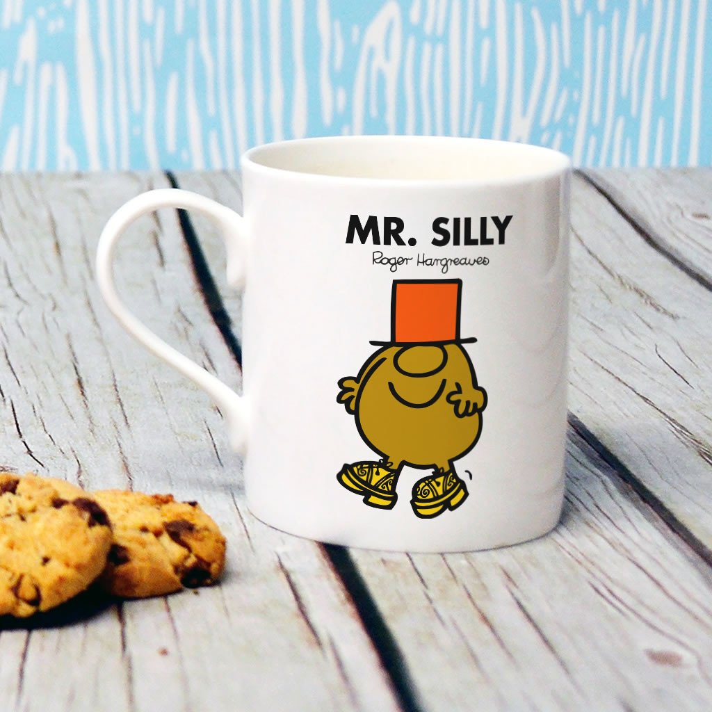 Mr. Silly Bone China Mug (Lifestyle)