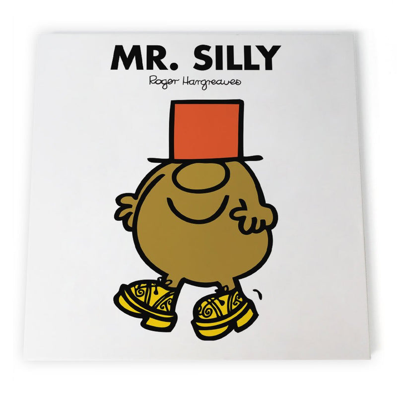 Mr. Silly Canvas