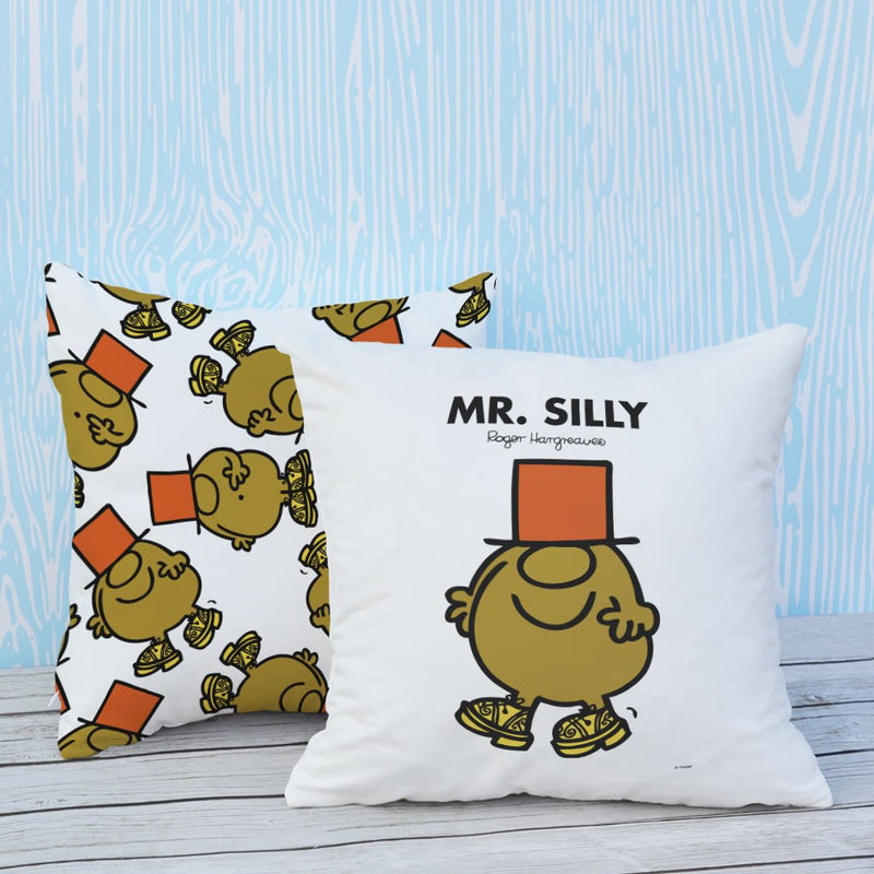 Mr. Silly Micro Fibre Cushion (Lifestyle)