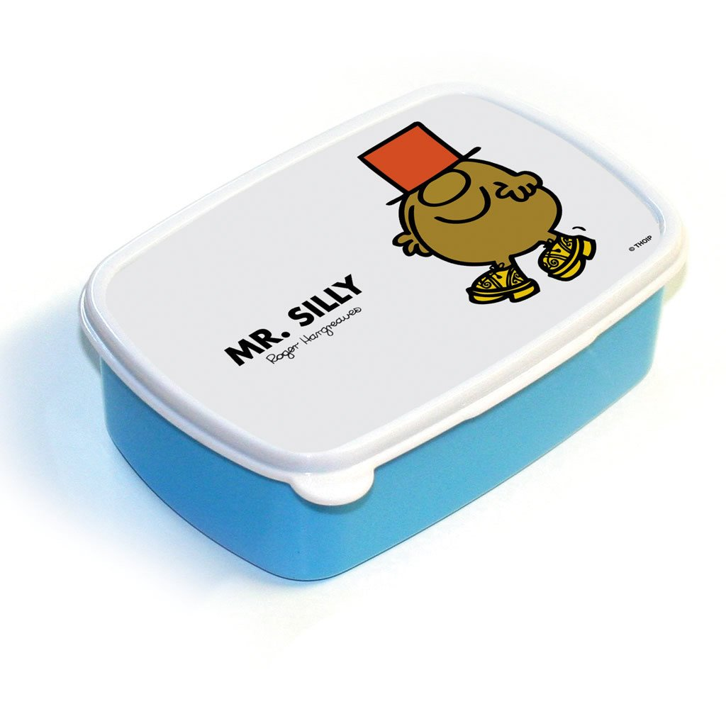 Mr. Silly Lunchbox (Blue)