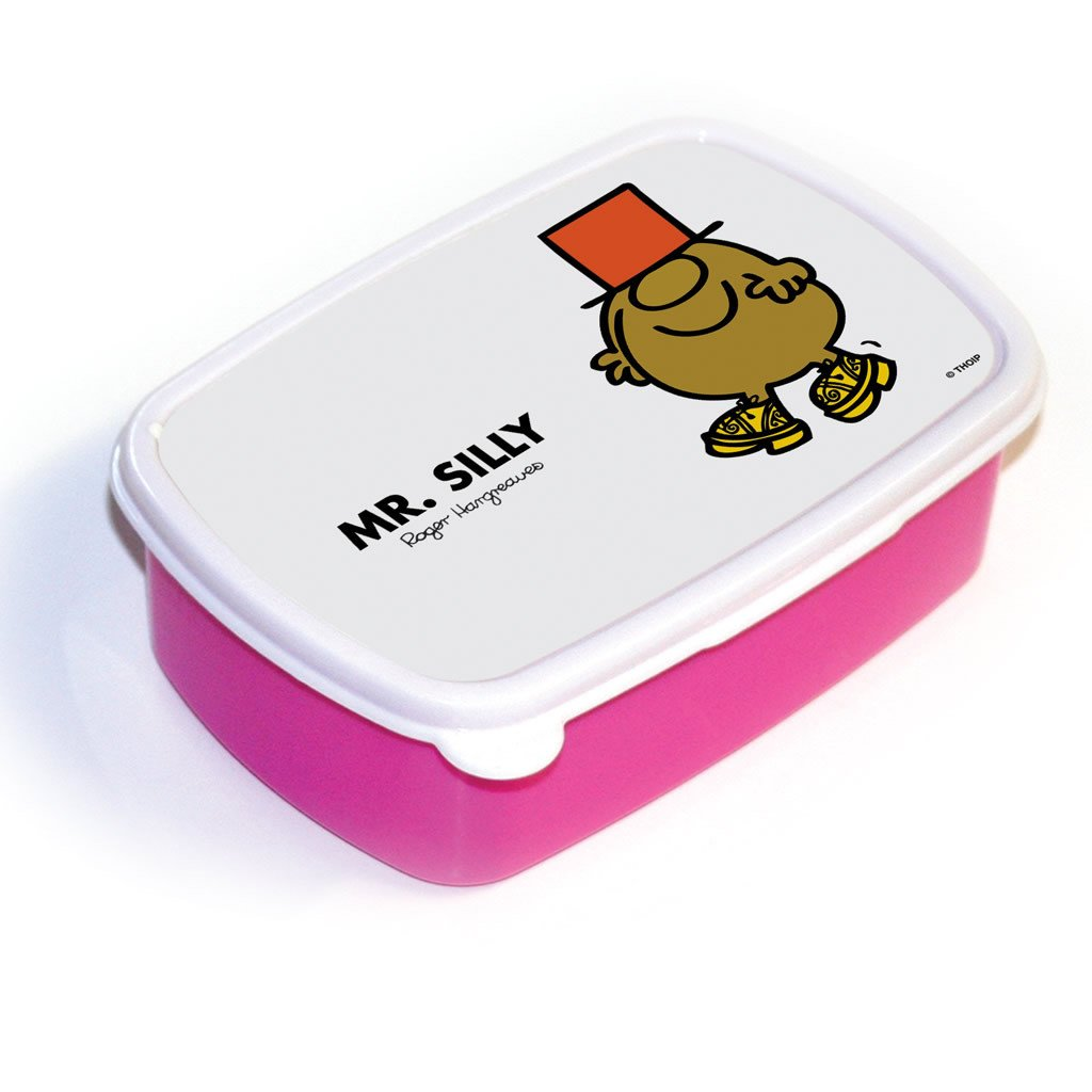 Mr. Silly Lunchbox (Pink)