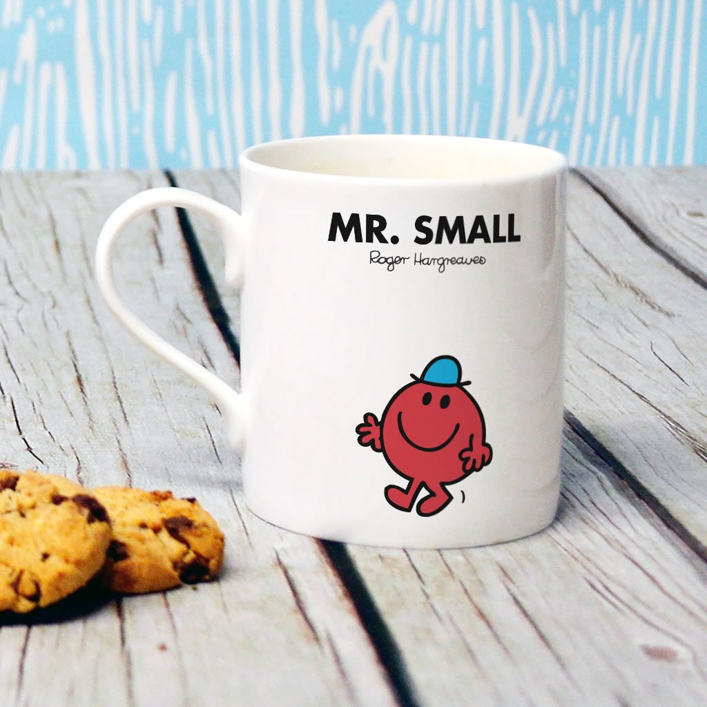 Mr. Small Bone China Mug (Lifestyle)