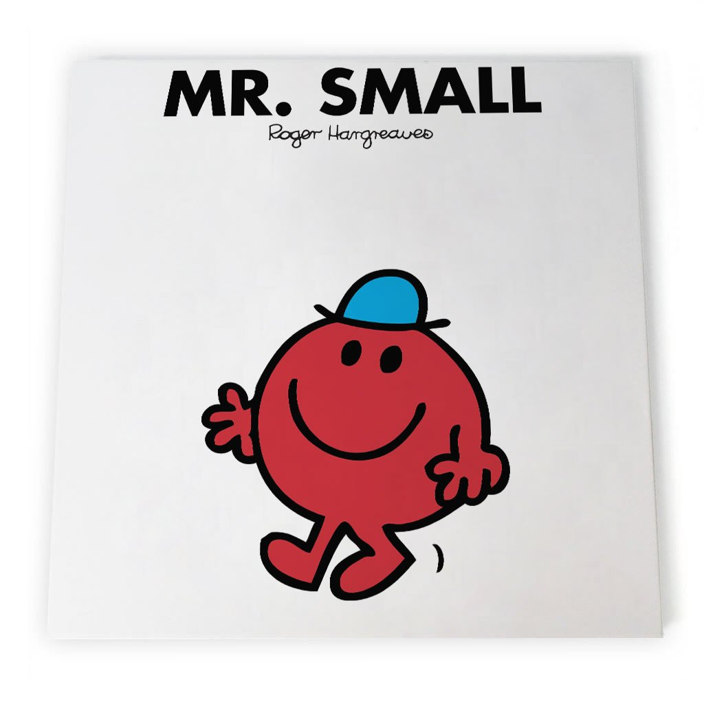 Mr. Small Canvas