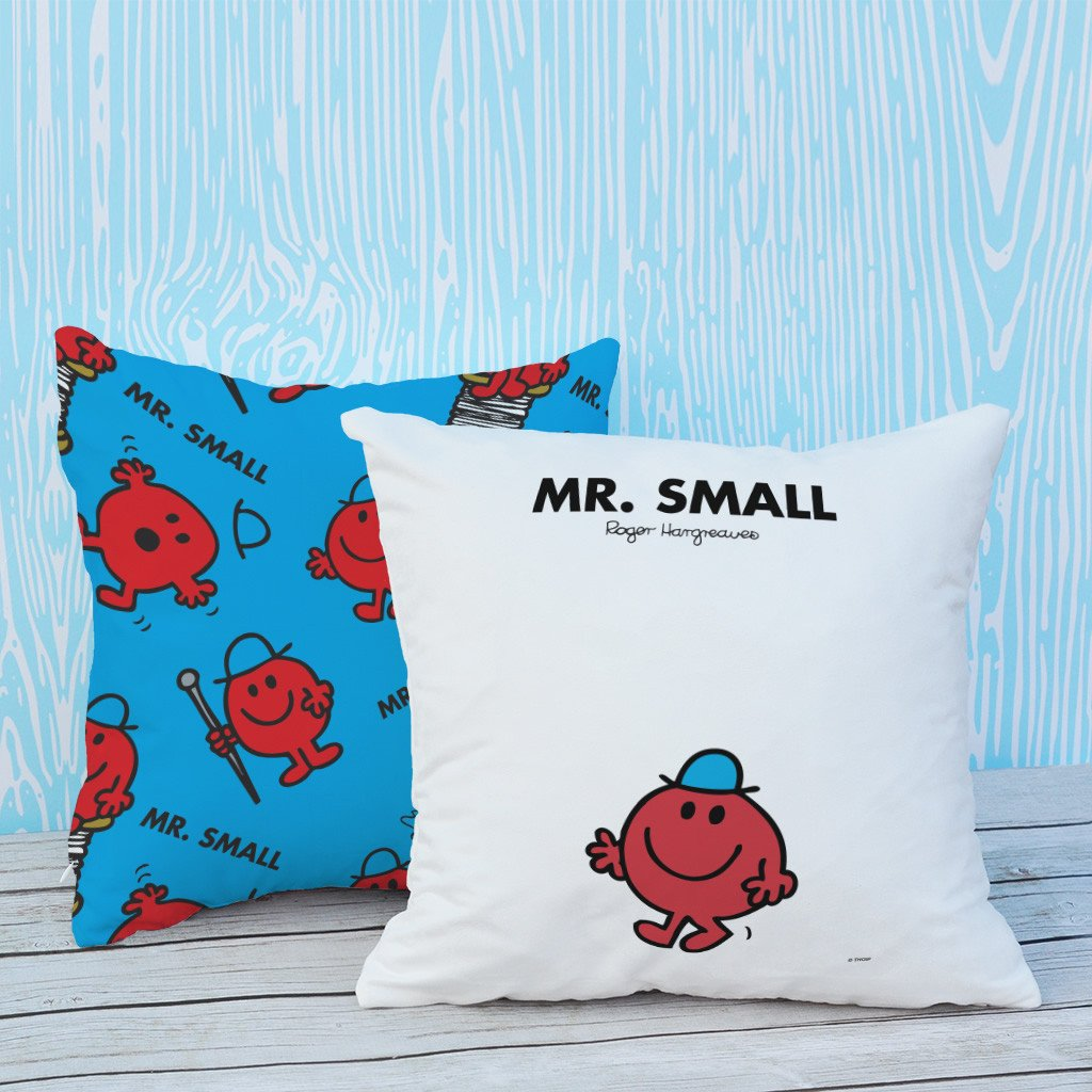 Mr. Small Micro Fibre Cushion (Lifestyle)