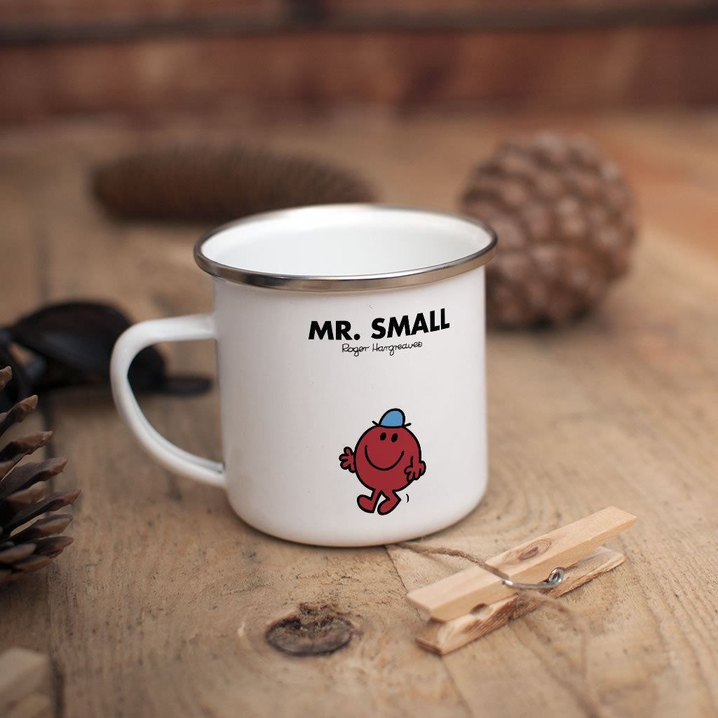 Mr. Small Children's Mug (Lifestyle)