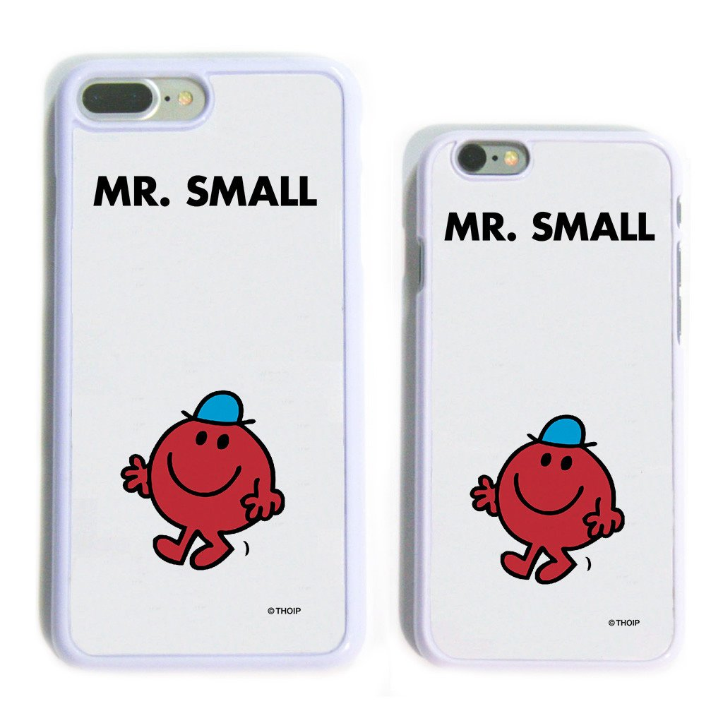 Mr. Small White Phone Case
