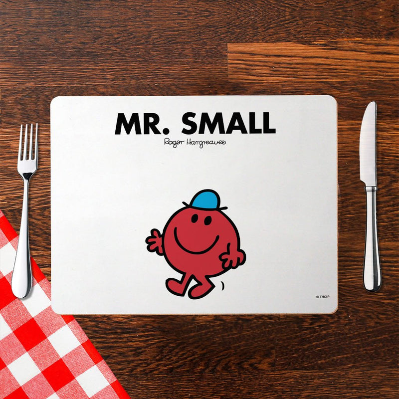 Mr. Small Cork Placemat (Lifestyle)