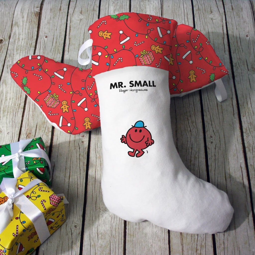 Mr. Small Christmas Stocking (Lifestyle)