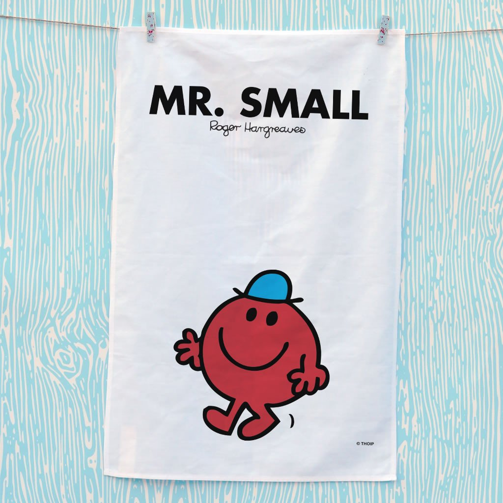 Mr. Small Tea Towel (Lifestyle)