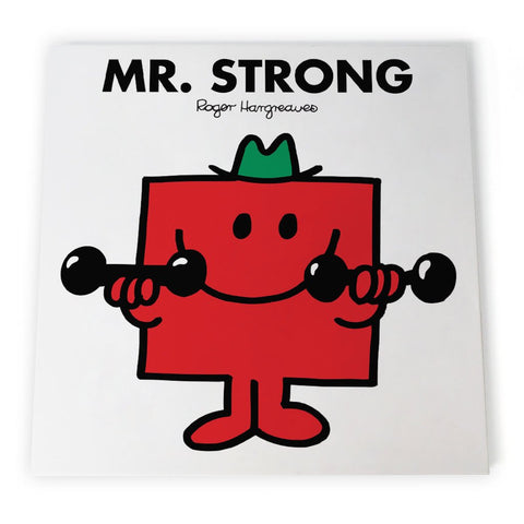 Mr. Strong Canvas