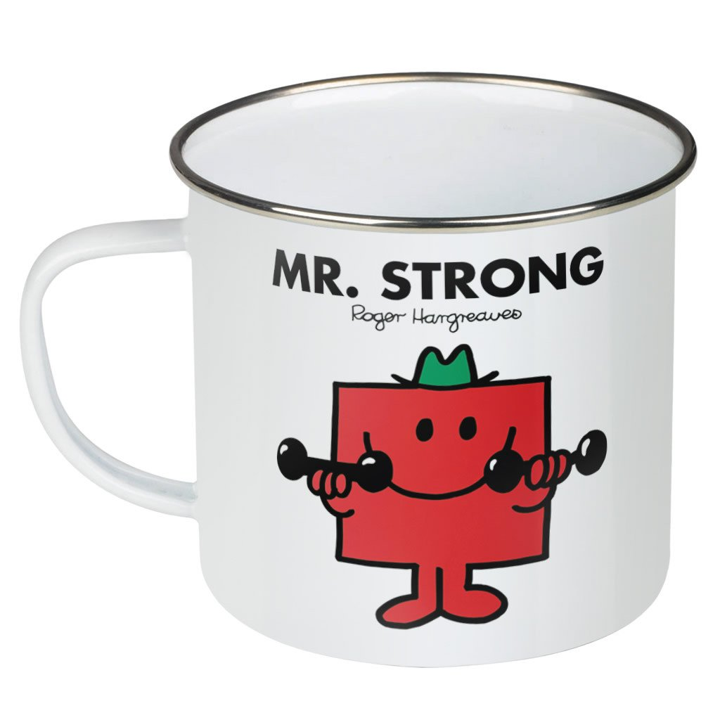 Mr. Strong Children's Mug