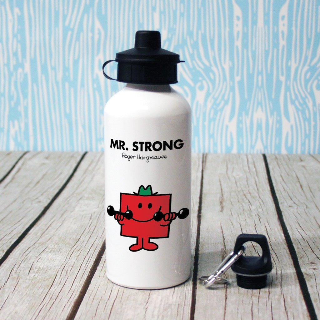 Mr. Strong Water Bottle (Lifestyle)