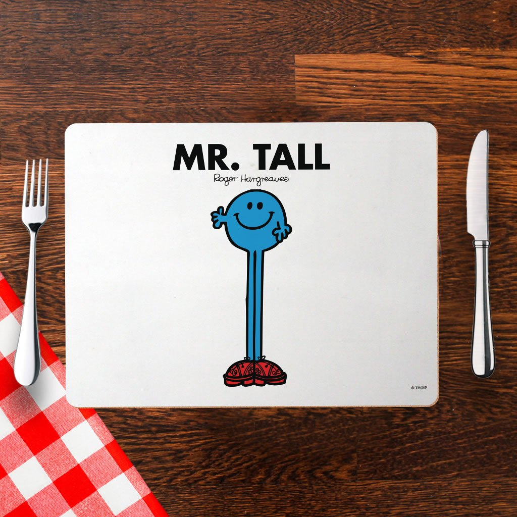Mr. Tall Cork Placemat (Lifestyle)