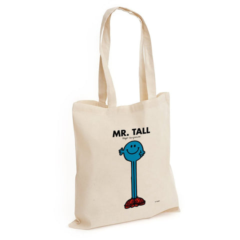 Mr. Tall Long Handled Tote Bag