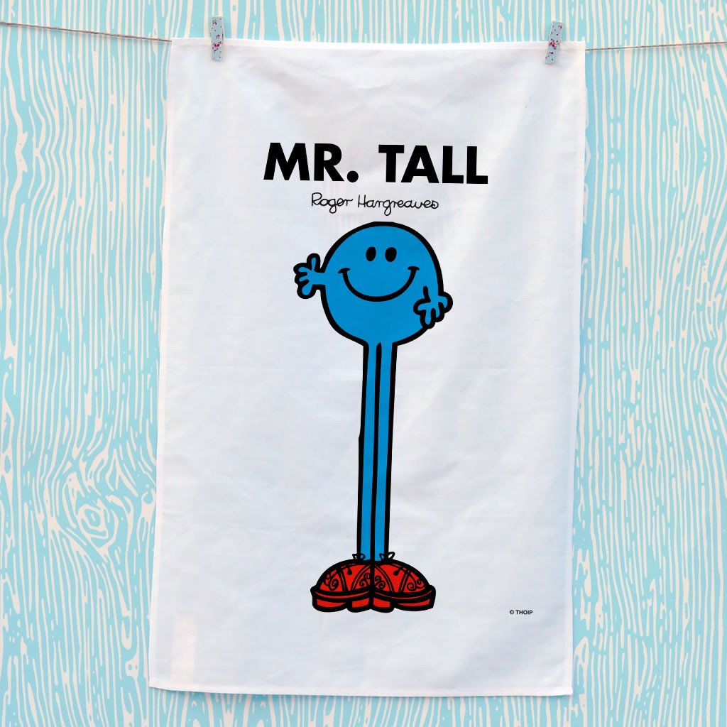 Mr. Tall Tea Towel (Lifestyle)