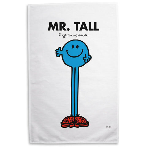 Mr. Tall Tea Towel