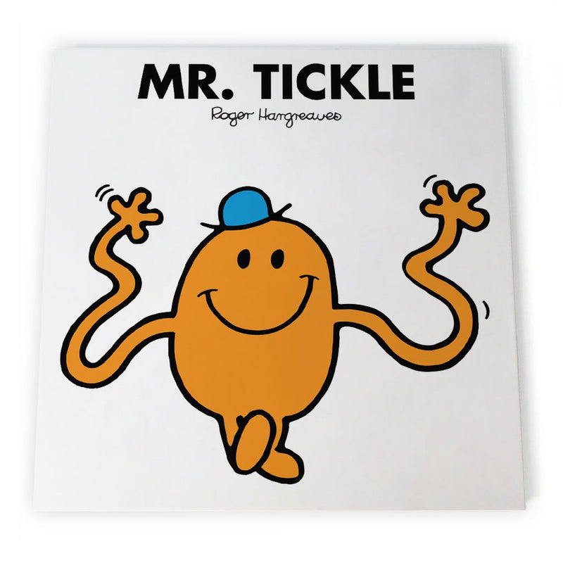 Mr. Tickle Canvas