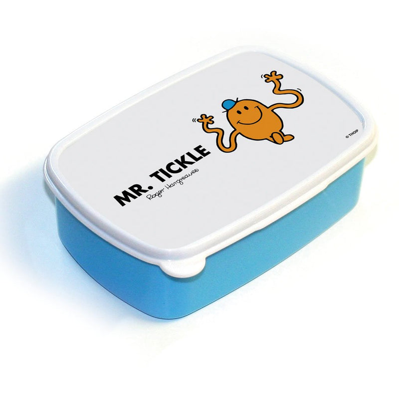 Mr. Tickle Lunchbox (Blue)