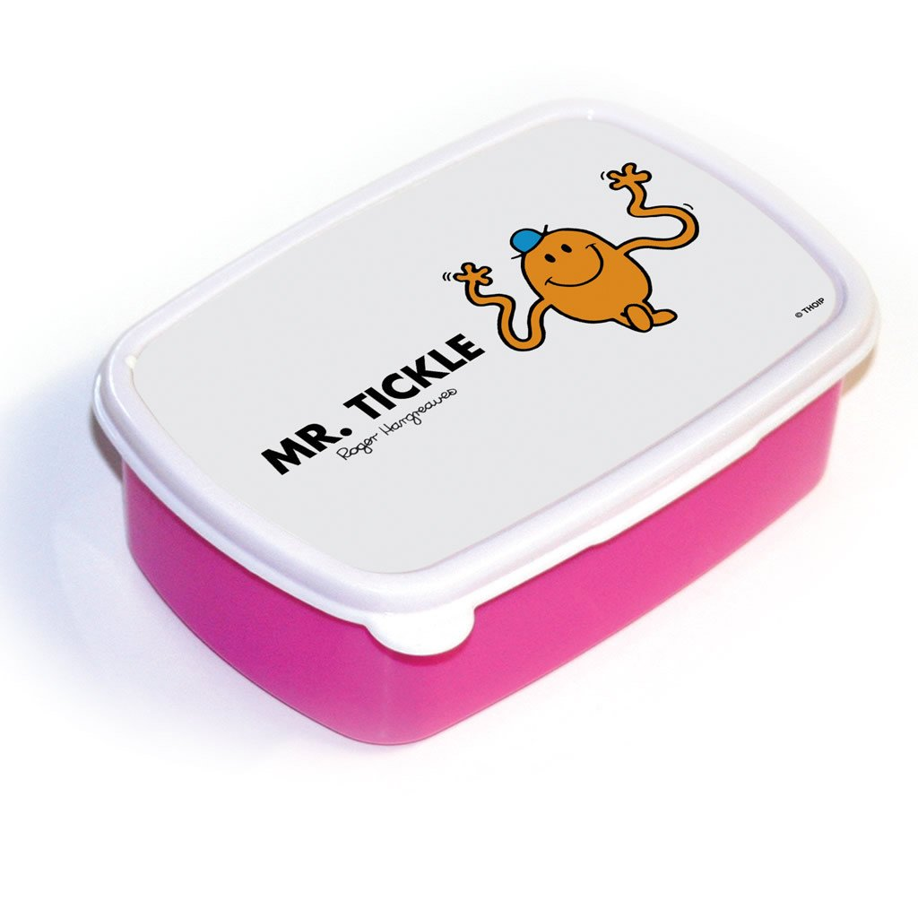 Mr. Tickle Lunchbox (Pink)