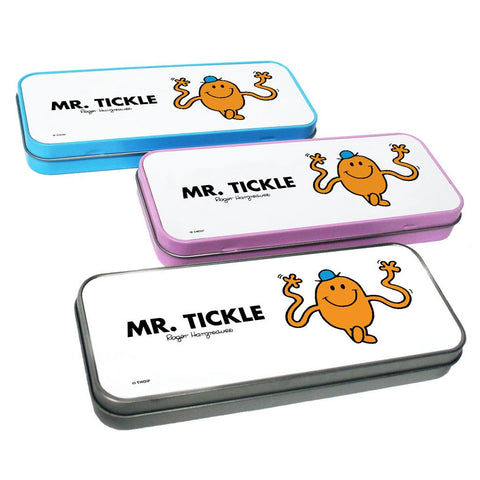 Mr. Tickle Pencil Case Tin