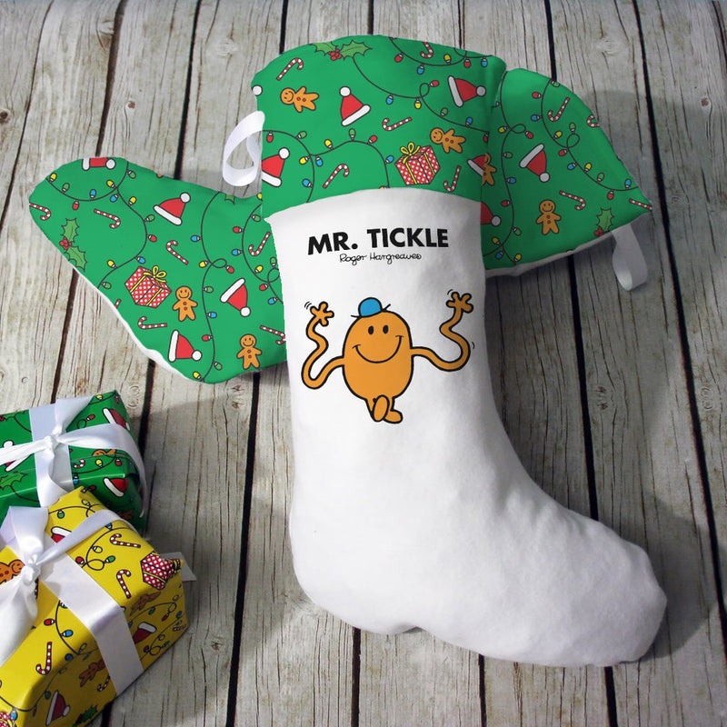 Mr. Tickle Christmas Stocking (Lifestyle)